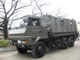 自衛隊トラック