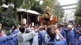 天祖神社宮入2