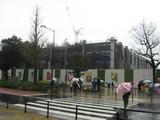 錦糸町雨2