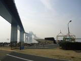 若洲キャンプ場5