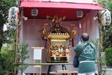 亀戸天神宮神輿