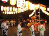 法恩寺夜盆踊り2