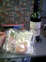ワインとタスク