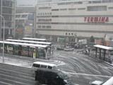 雪錦糸町駅