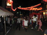 亀沢4盆踊り1