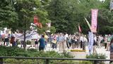 錦糸公園反核デモ