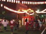 亀沢四盆踊り