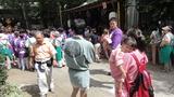 天祖神社宮入
