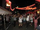 亀沢4盆踊り2