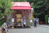 亀戸天神宮神輿3
