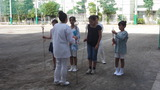 担ぎ練習会2
