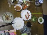 まずしい夕食