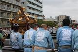 亀戸天神祭菊三