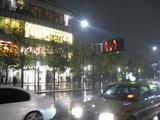 錦糸町の雪