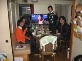 年越し宴会2