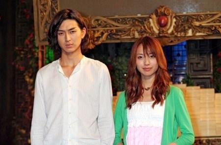松田翔太と2ショット