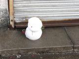 雪バレンタイン