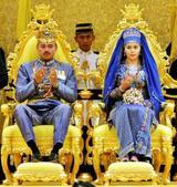 ブルネイ皇太子結婚