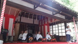 天祖神社宮入8