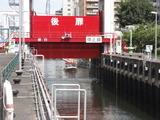 小名木川閘門3