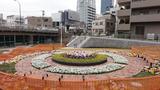 業平橋花壇