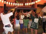 亀沢4盆踊り3