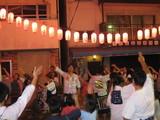 亀沢4盆踊り4