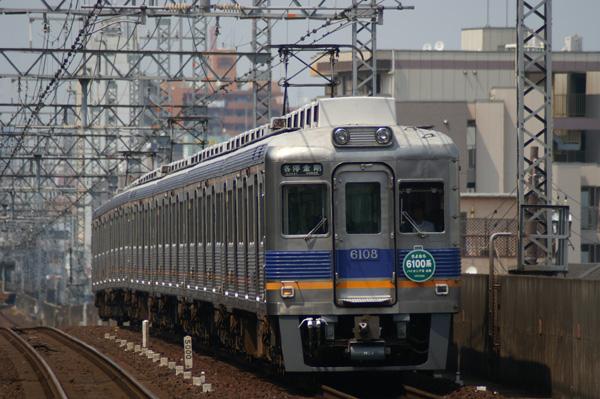 さようなら南海6100系のディスクブレーキ : 関西中心の鉄道写真