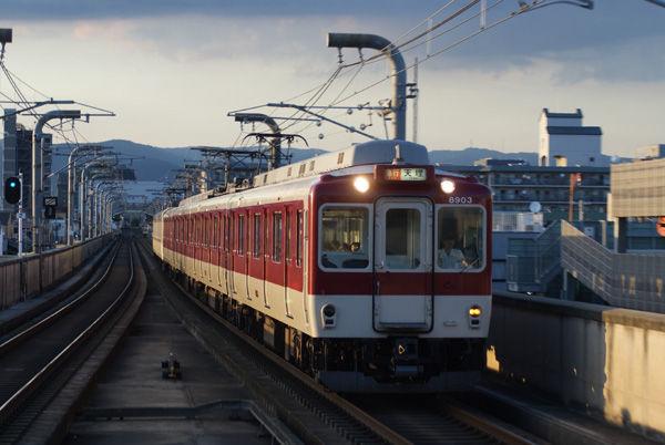 近鉄8800系京都線急行