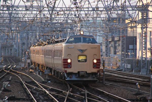 183_kounotori_A139 JR西日本183系特急こうのとり 関西を走る国鉄特急色の電
