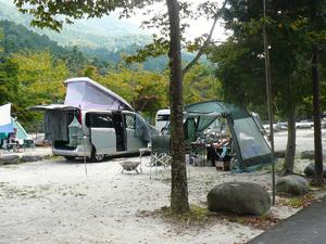 2008年秋キャンプ_1_3
