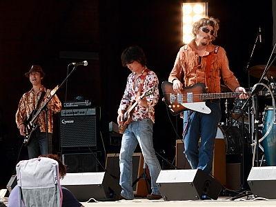 エナロック2011_迅雷+ROCK'NROLL SUICIDE
