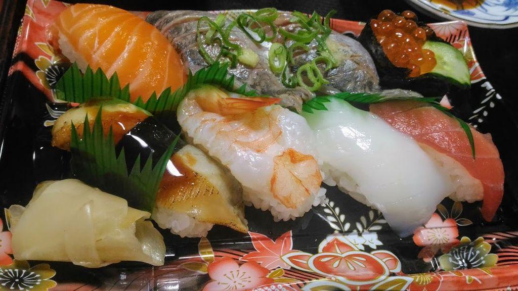 にぎり寿司セット1