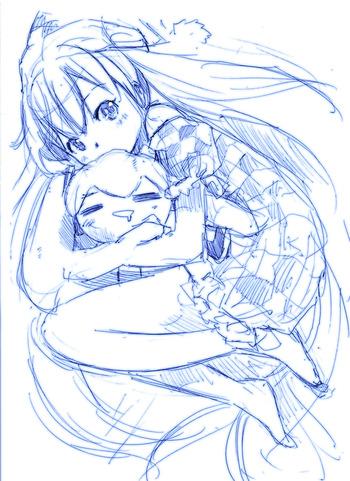miku_sleeping
