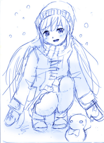 miku_snow1