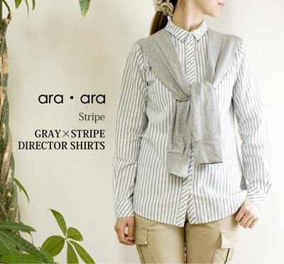 araディレクターシャツs1