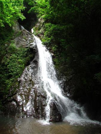 6304沢柳の滝180610