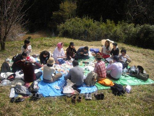 『東京地酒』2010お花見2