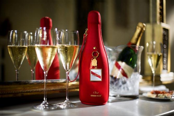 保冷機能付きカバーの限定シャンパン