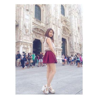 【衝撃】美人実業家の椎木里佳さん、イタリアでも美人扱いwwwwwwww