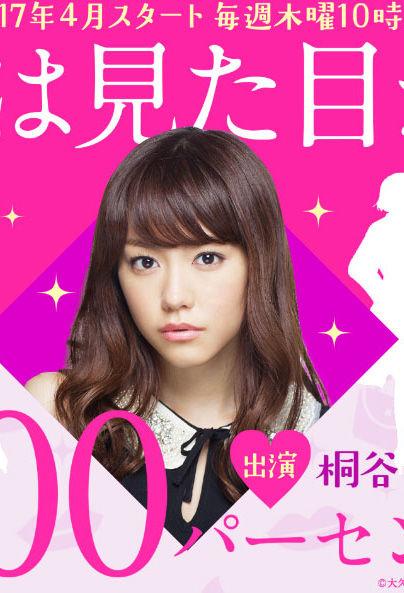 桐谷美玲(27)「人は見た目が100%」で批判殺到中wガリ巨乳ボディがたまらんww【エロ画像】