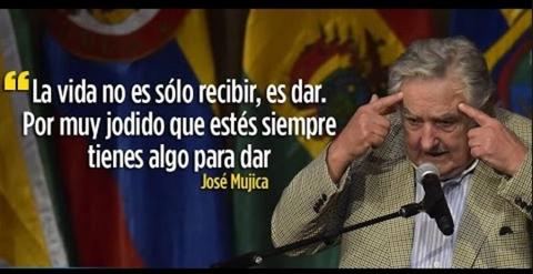 Jose Mujica frases