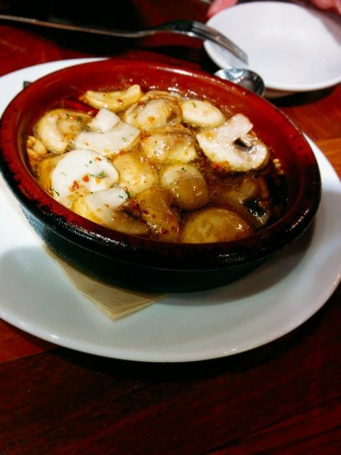 スペイン料理アヒージョ_新宿のスペイン語クラスヨルスペ