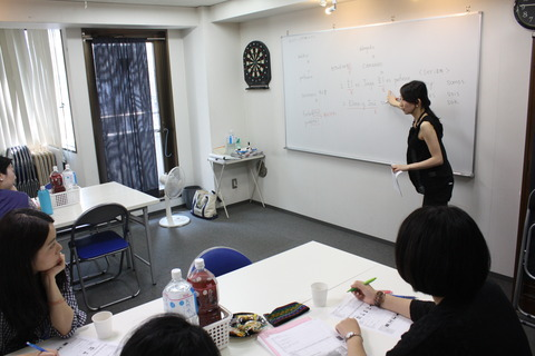 東京新宿御苑前のスペイン語教室ヨルスペ(入門編2016)