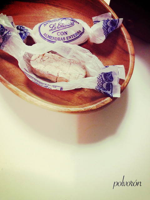 スペインお菓子ポルボロン/ヨルスペ2016