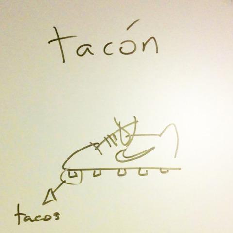 tacos/タコス/ヨルスペ2016
