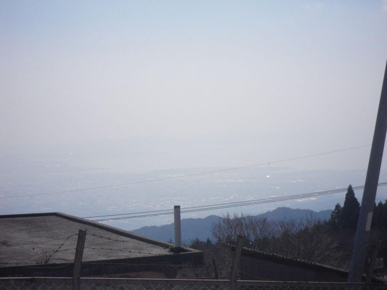 自転車の 自転車 富士山山頂 : および附帯施設のため、山頂 ...