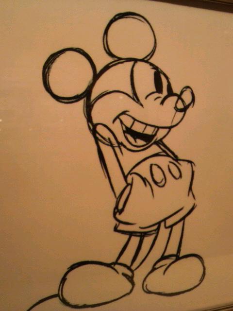 ディズニー ドローイング クラス
