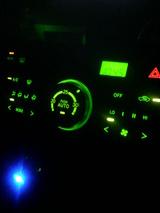 エアコンの操作盤