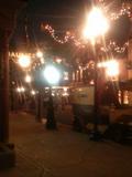 夜のストリート